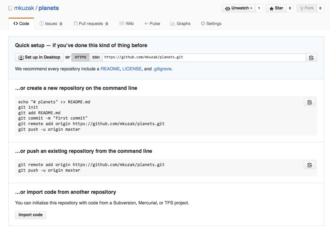 Git Version Control Basics — Geospatial Analysis with Python